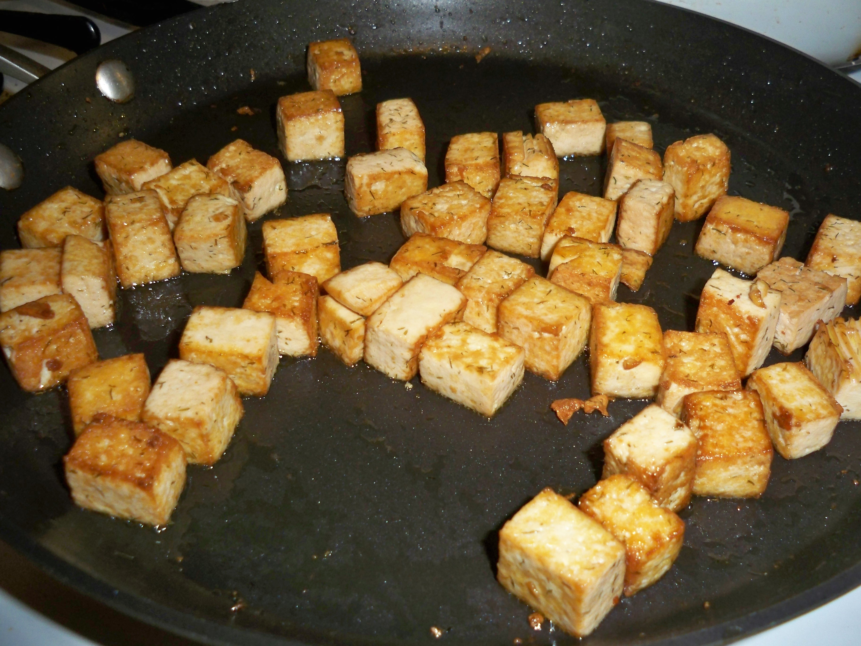 Garlic My Soul • Amica Sorella: How to Cook Tofu