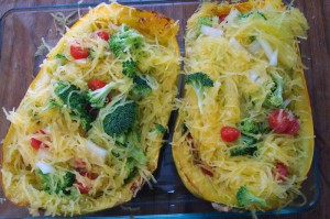 spaghetti squash