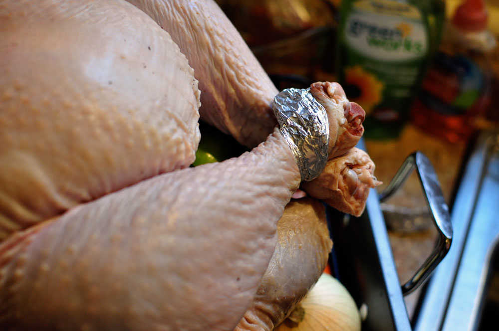Garlic, My Soul | A Thanksgiving Lookback