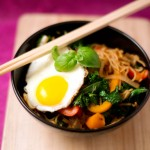 Throwback Thursday: Yakisoba Noodles