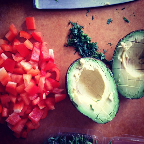 1-14 cooking veggies