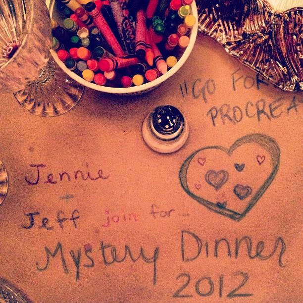 1-14 mystery dinner