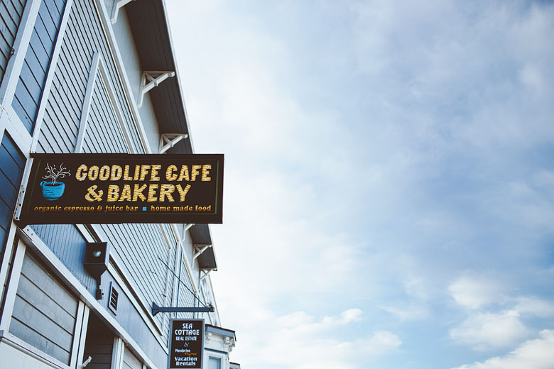 Garlic My Soul | Goodlife Cafe &amp; Bakery | Mendocino