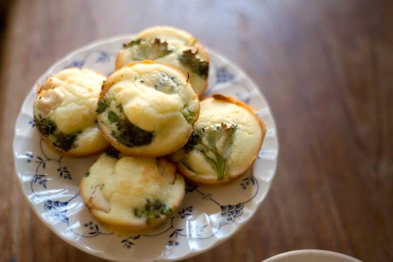 Garlic, My Soul | Gluten Free Savory Muffins