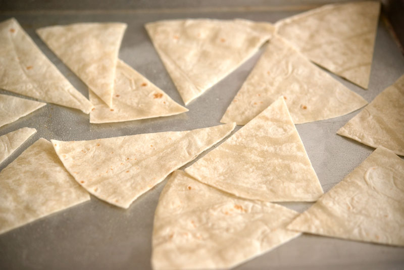 Homemade Tortilla Chips | Garlic, My Soul