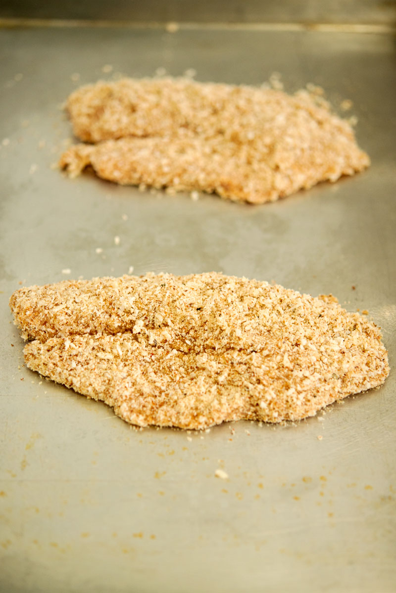 Paleo Friendly Breaded Fish | Garlic, My Soul