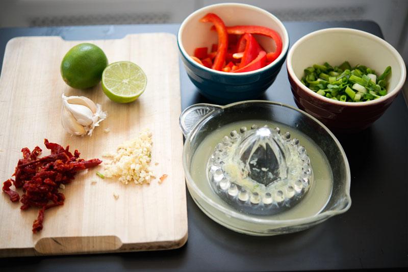 Kitchen Sink Couscous   Garlic, My Soul