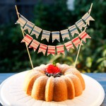 Happy Fourth + Bundt Cake
