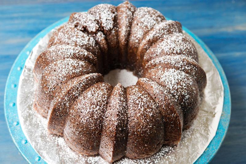 Chocolate Bundt Cake   Garlic, My Soul