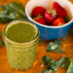 Kale Cayenne Coffee Smoothie