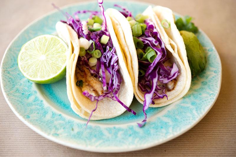 Fish Tacos | Garlic, My Soul