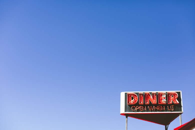 www.garlicmysoul.com | Red Arrow Diner | Photo by Mary Costa