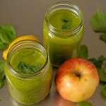 Green Pumpkin Smoothie