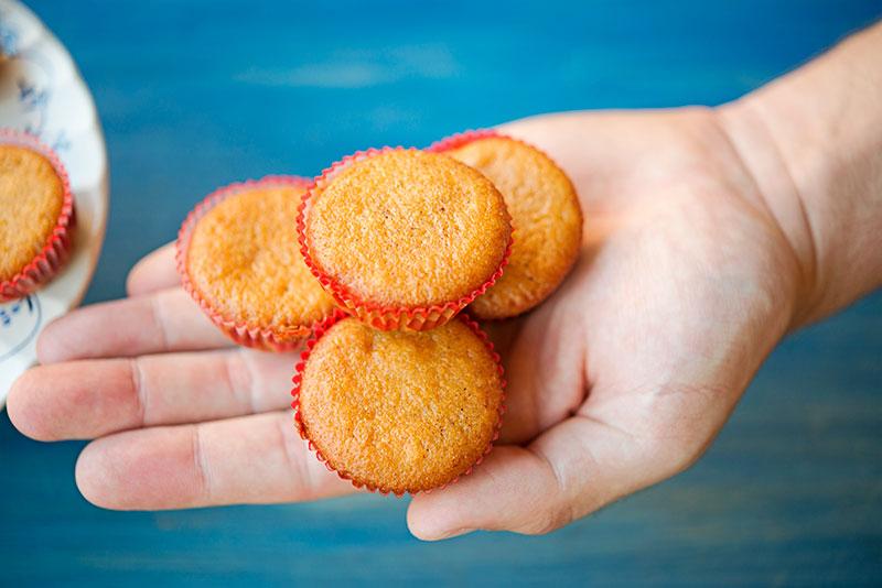 Pumpkin Muffins | Garlic, My Soul