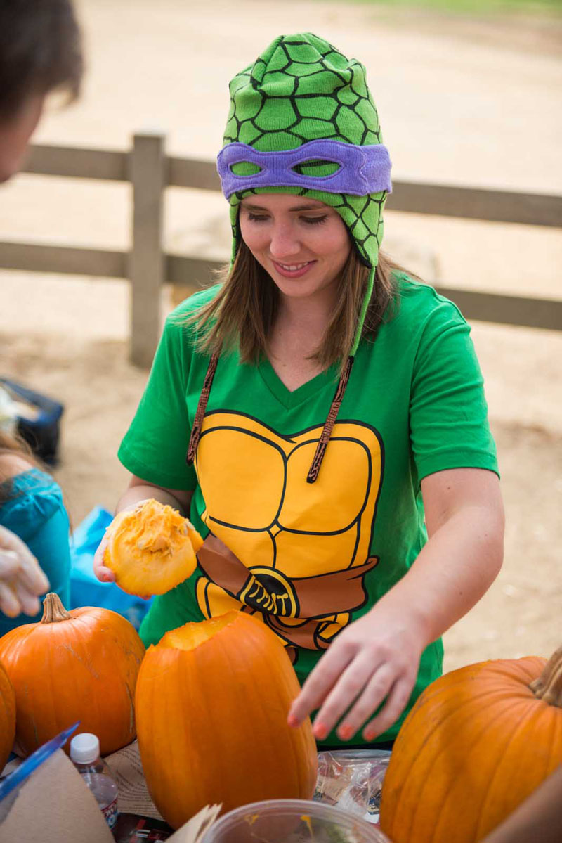 Megan Ninja Turtle   Garlic, My Soul