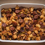 Thanksgiving Thursday: Cornbread Sausage Stuffing