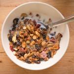 Kitchen Sink Granola Recipe
