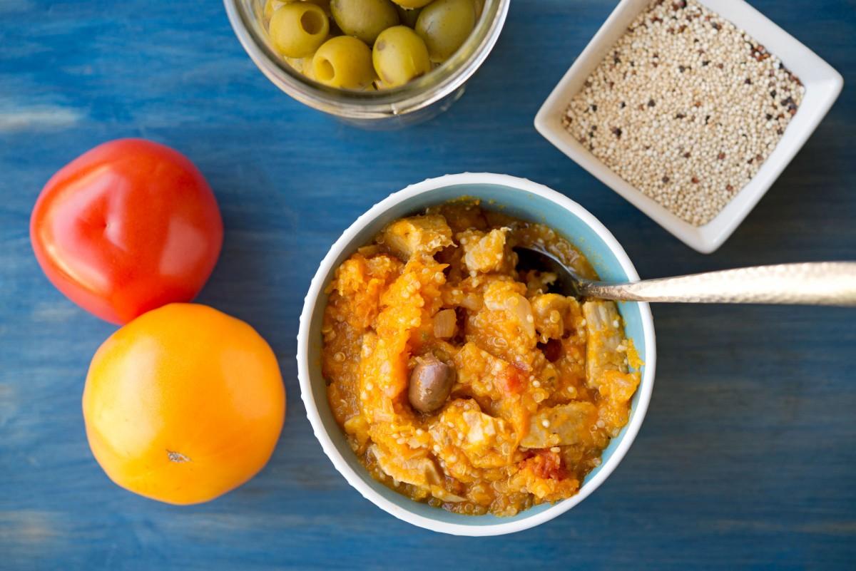 Gluten Free Quinoa Stew | Garlic, My Soul