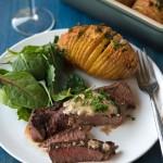 Valentine's at Home: Steak & Potatoes