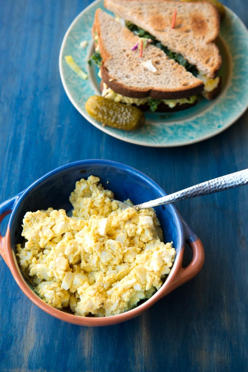 Egg Salad   Garlic, My Soul