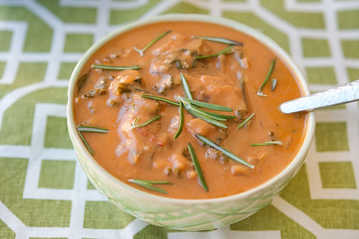 Spicy Peanut Stew | Gluten Free | Garlic, My Soul