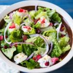 Chard and Burrata Salad Recipe