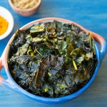 Summer Snacks: Spiced Kale Chips