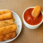 Gluten Free Mozzarella Sticks Recipe