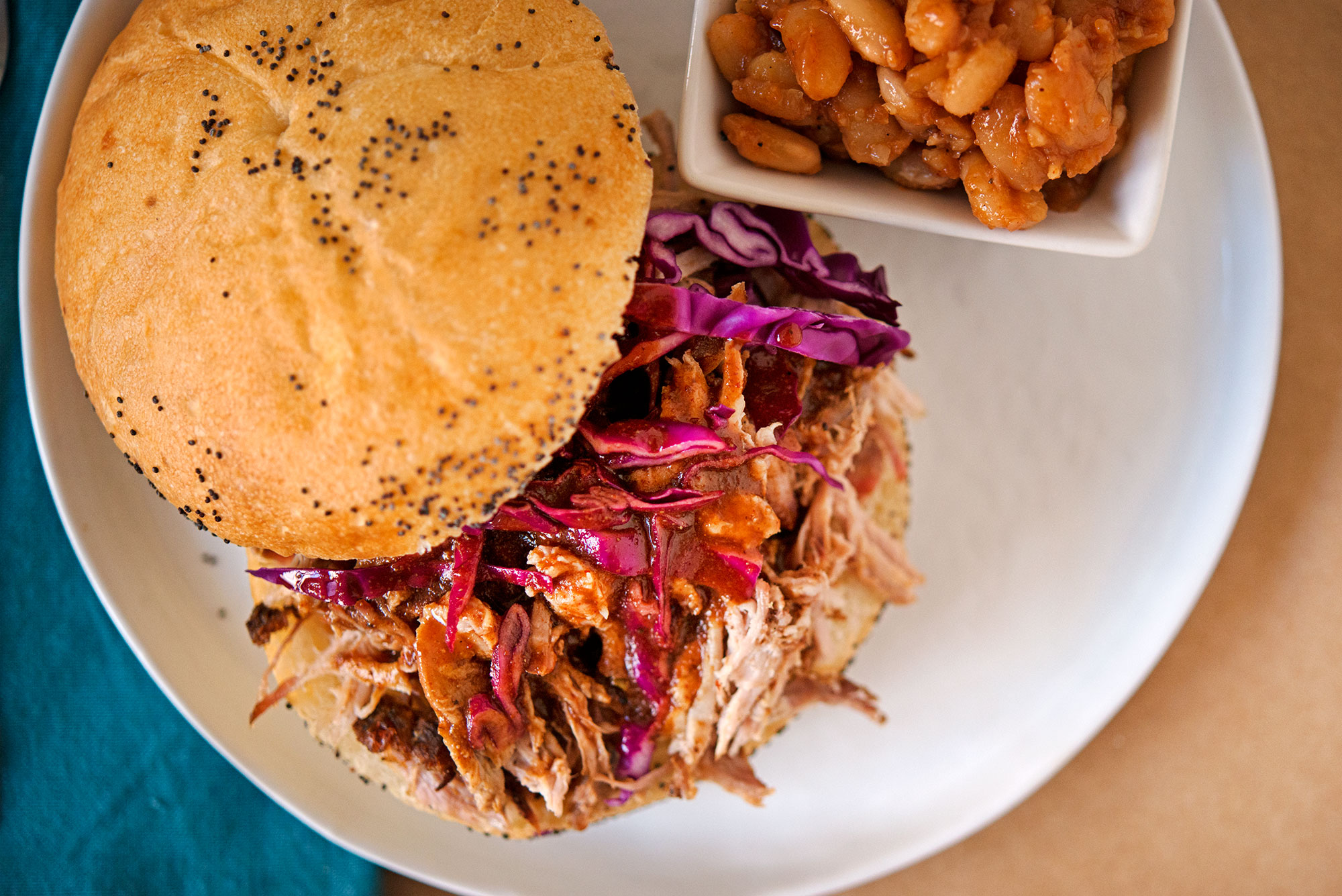 Garlic My Soul • Carolina Style Pulled Pork BBQ