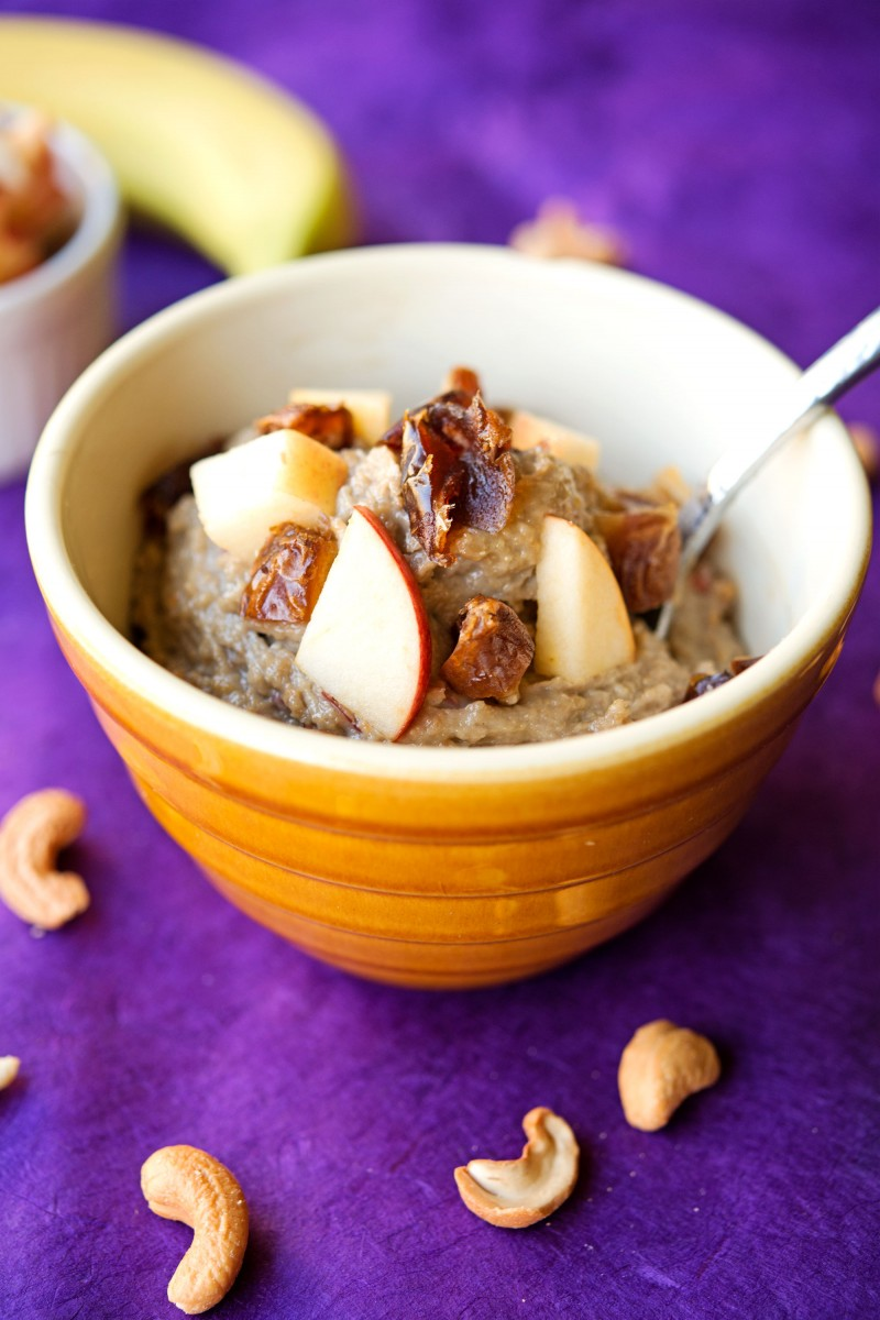 Paleo Cashew Pudding | Garlic, My Soul