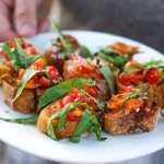 Jeff's Bruschetta