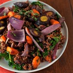 New Classics: Roasted Carrot & Quinoa Salad