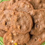 Chocolate Triple-Chip Cookie Recipe