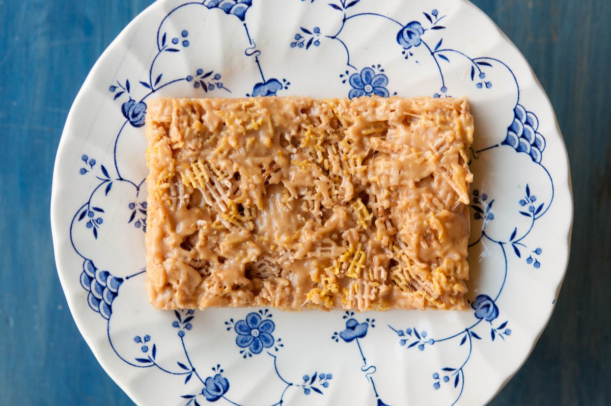Thor's Cereal Bars | Garlic, My Soul