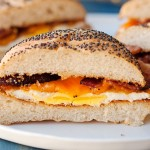 Perfect Bacon, Egg, & Cheese Breakfast Sandwich