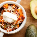 Vegetarian Sweet Potato Chili Recipe