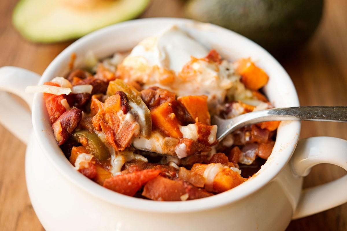 Vegetarian Chili   Garlic, My Soul