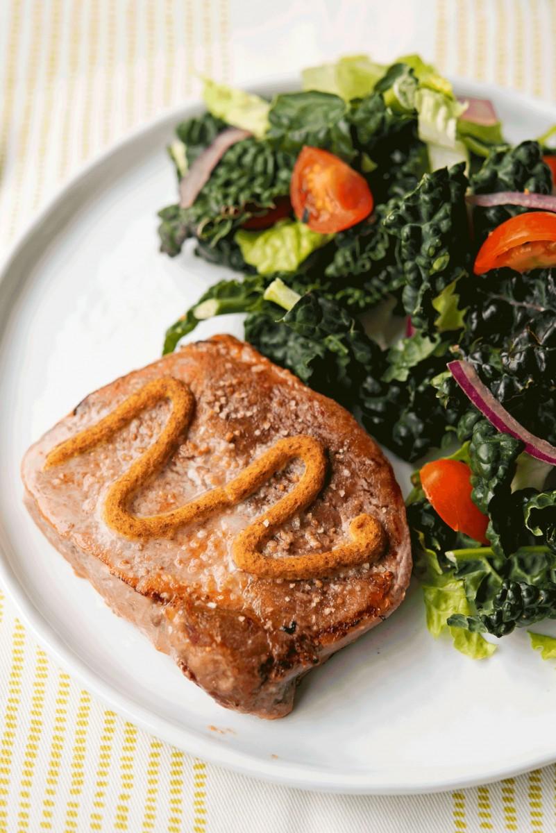 Paleo Pork Chops | Garlic, My Soul