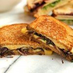 Throwback Thursday: Caramelized Onion Grilled Cheese