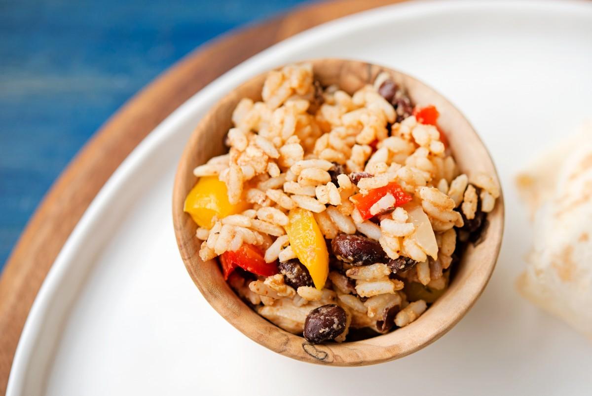 Gluten Free Garlicky Chicken and Rice | Garlic, My Soul