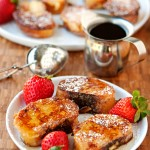 Sourdough French Toast Bites