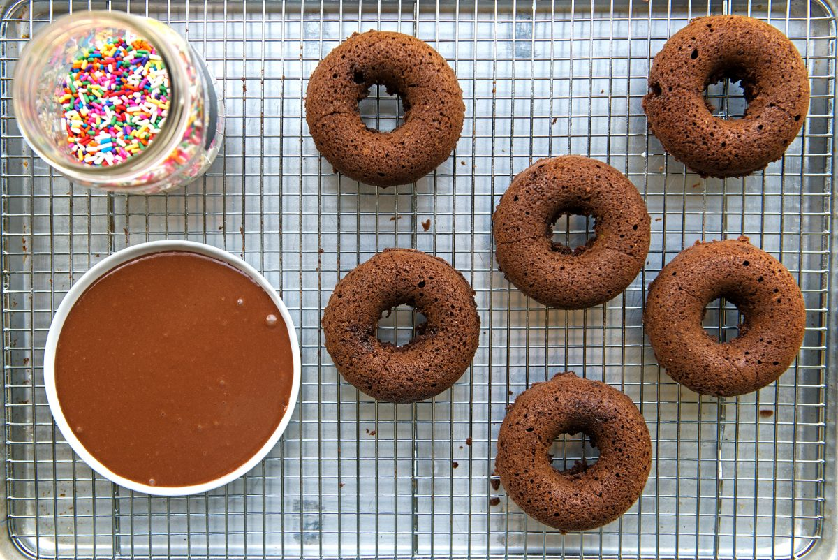 Chocolate Donuts | Garlic, My Soul
