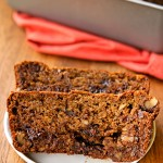 Chocolate Walnut Banana Bread