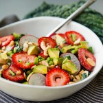 Meatless Mondays: Strawberry Avocado Salad