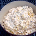 BBQ Week: Grilled Corn & Cheese Dip