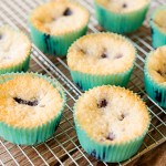 Blueberry Cobbler Muffins
