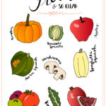 October Produce: What's In Season