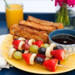 Breakfast in Bed: French Toast Sticks