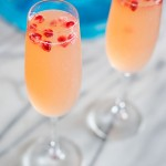 Apple Cider Champagne Punch