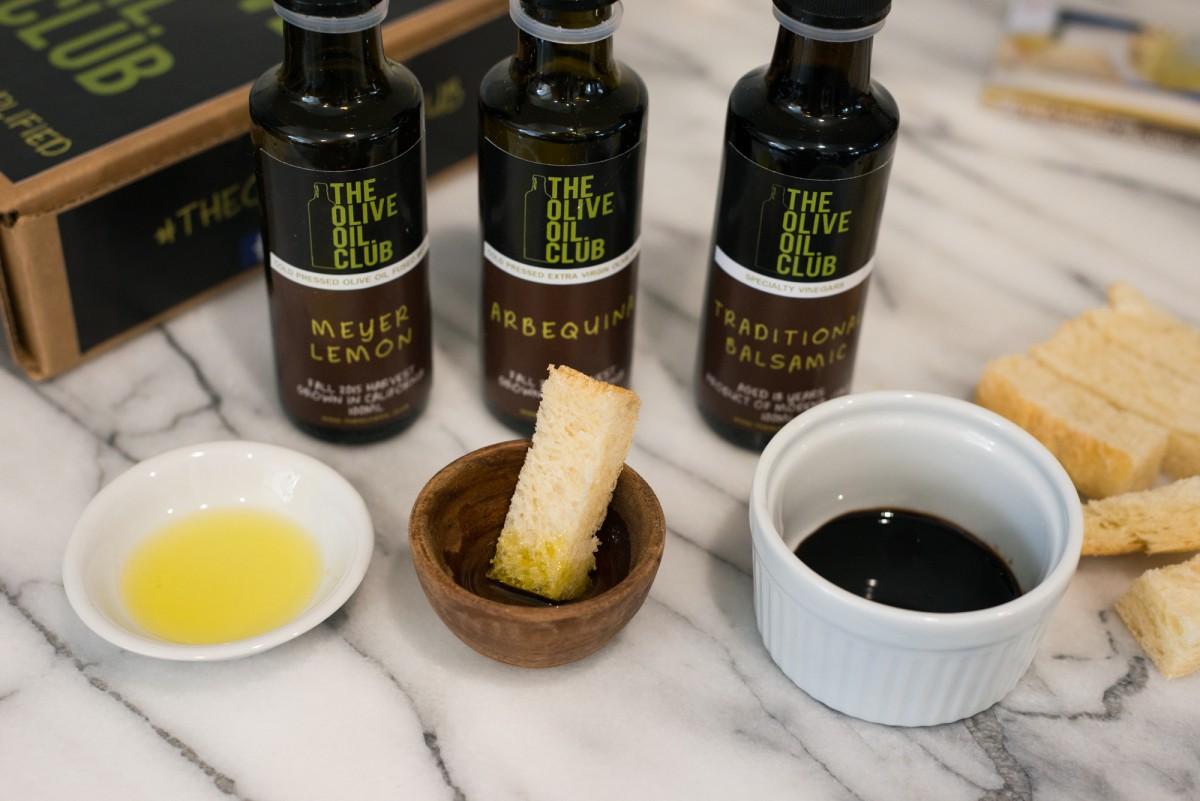 Olive Oil Club Review: Garlic, My Soul